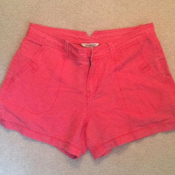 Calvin Klein Jeans Pants - Calvin Klein shorts